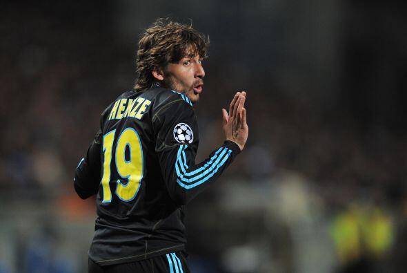 Gabriel Heinze, ex del United, no dejó pasar la oportunidad de mostrar q...