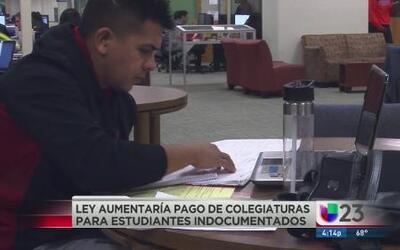 La propuesta HB209 es la enemiga de los estudiantes indocumentados