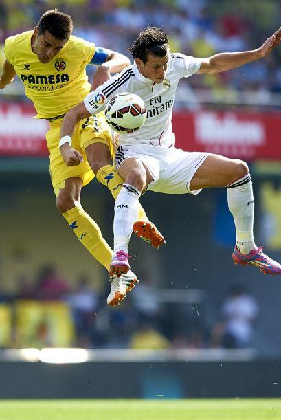 El Villarreal lo intentó y no deslució, pero igual no pudo rescatar ning...