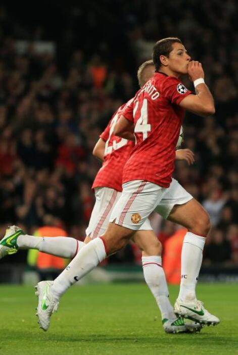 Además, Javier volvía a marcar con el cuadro inglés luego de algunos par...