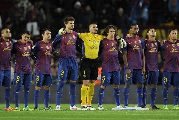 Barcelona visitó al Granada con la obligación de ganar, pe...