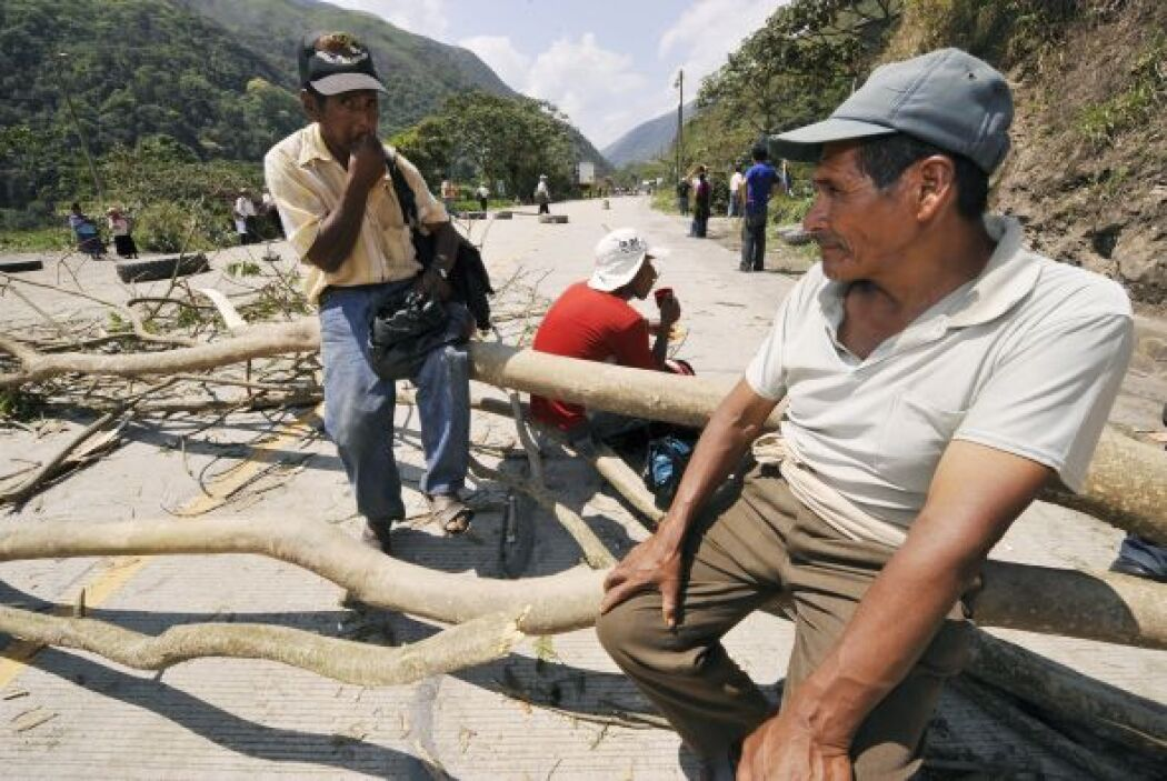 Sánchez dijo que su organización desconoce la firma de un acuerdo con el...