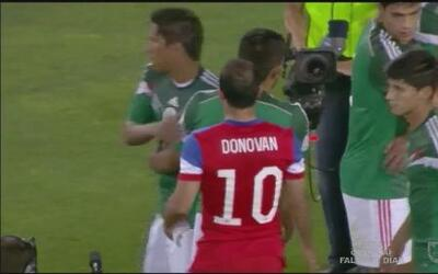 Landon Donovan, el peor enemigo de los mexicanos