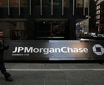 9. JP MorganEl banco más fuerte del país durante la crisis financiera au...