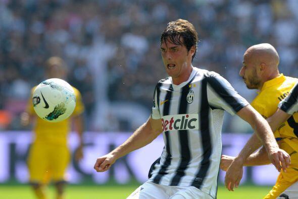 Otro candidato al título es la Juventus, pero este club sí...