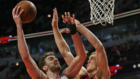 Reconocerán la contribución social de Chicago Bulls en partido contra Po...