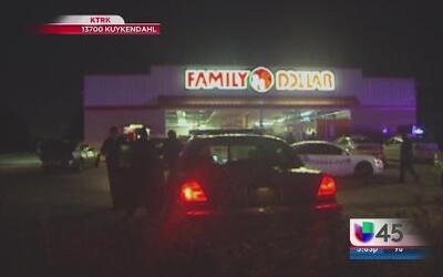 Segundo tiroteo en Family Dollar en cuestión de días