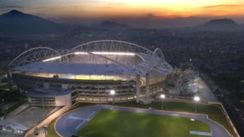 El recinto recibirá las pruebas de atletismo en los Juegos Olímpicos de...