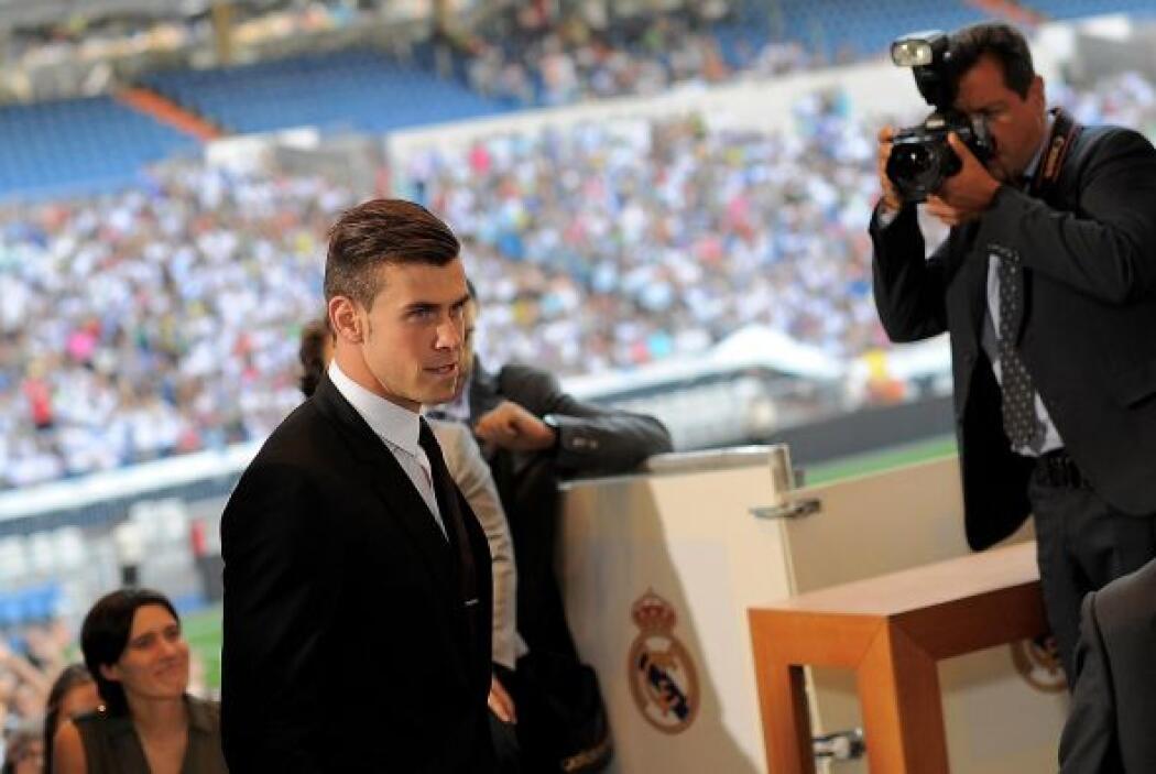 El jugador llegaba a primera hora del lunes a Madrid, dando sus primeros...