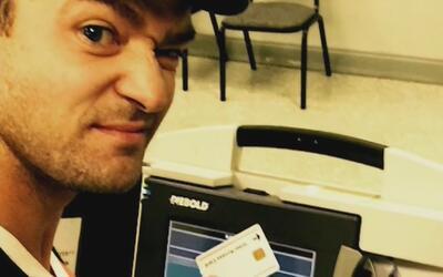 Justin Timberlake podría ir la cárcel por tomarse un selfie en una cabin...