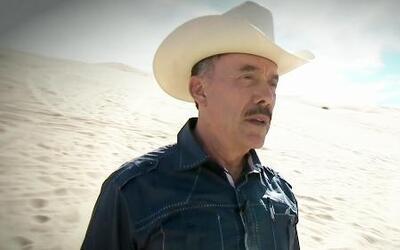 En Exclusiva: Pedro Rivera volvió a ver el coyote que lo cruzó a Estados...