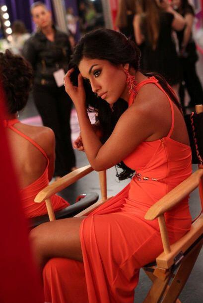 Detras de camaras gala 1 nuestra belleza latina 2013