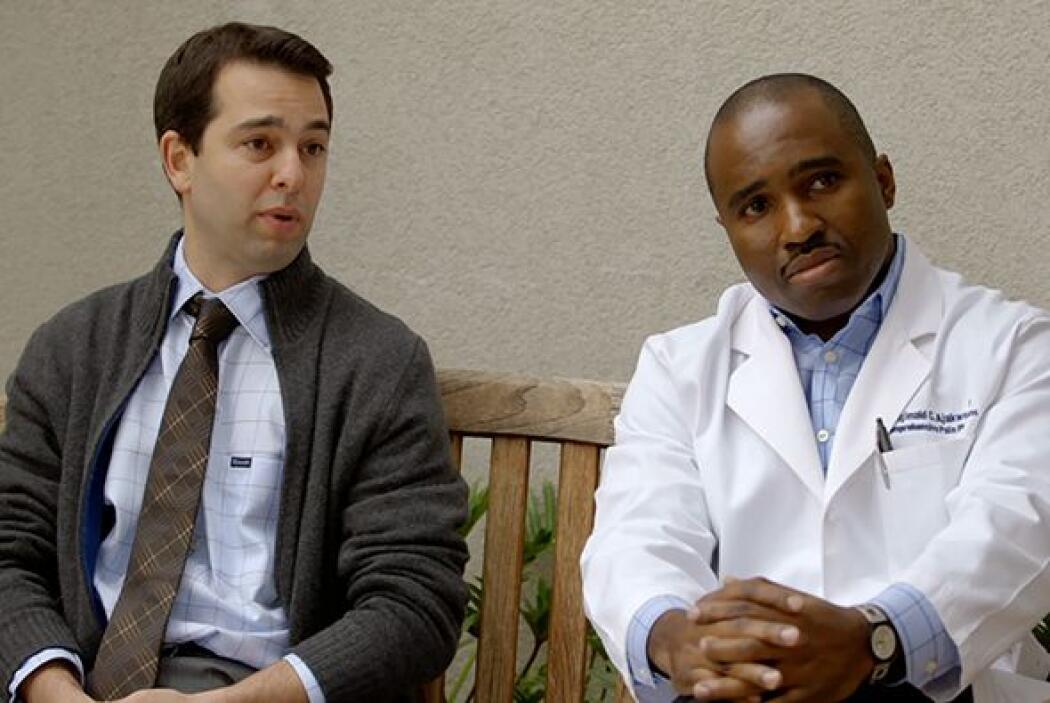Siguiendo el curso de la investigación, poco después también el doctor J...
