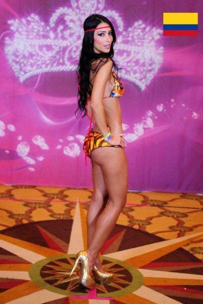 •  Valeria Moreno (Colombiana)