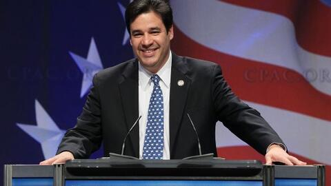 Raúl Labrador, miembro del Partido Republicano, reelecto para rep...