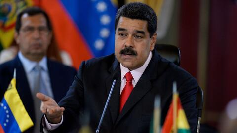 Nicolás Maduro confirmó la petición de ayuda a Naciones Unidas para norm...