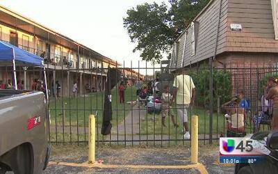 Inquilinos molestos por daños en vivienda