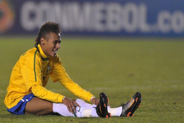 Una jornada espectacular tuvo la selección brasileña en Arequipa luego d...