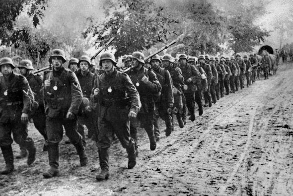 Segunda Guerra Mundial. Participó un total de 16 millones 112 mil 566 el...