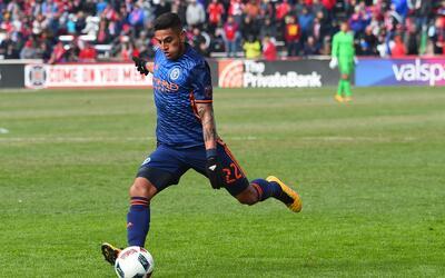 Rónald Matarrita, figura en ascenso en la MLS, reconocido por la...