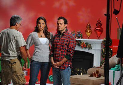 Entre Melissa y Carlos hay una gran química que se ve reflejada en las p...