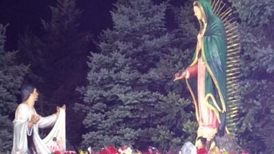 Illinois honra a la Virgen de Guadalupe