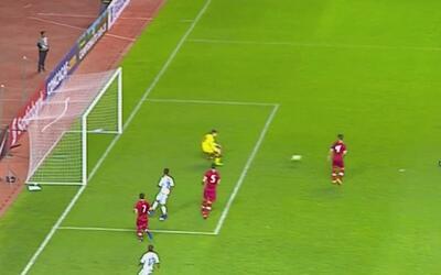 Eduardo Aguirre marcó sobre el tiempo el 5-0 de México sobre Canadá