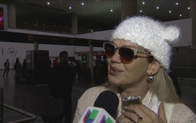 Niurka Marcos advirtió que participará en la obra Aventurera con una con...