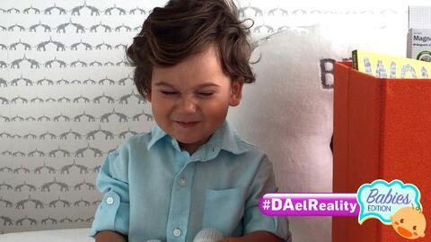 """#DAelReality Babies Edition: Satcha Pretto cuenta que Bruce es """"dinamita..."""