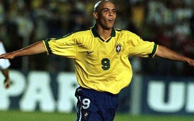 Los mejores goles de Copa América. #23 Ronaldo a Costa Rica. Bolivia 1997