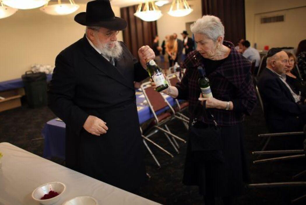 """El Seder de Pésaj, seder significa """"orden"""" en su acepción como """"procedim..."""