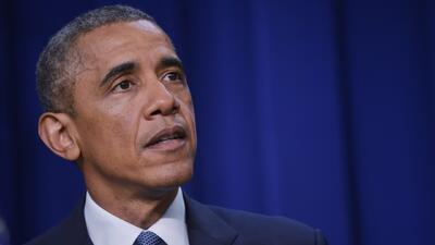 Obama anunció la posición de su gobierno ante la epidemia del Ébola en e...