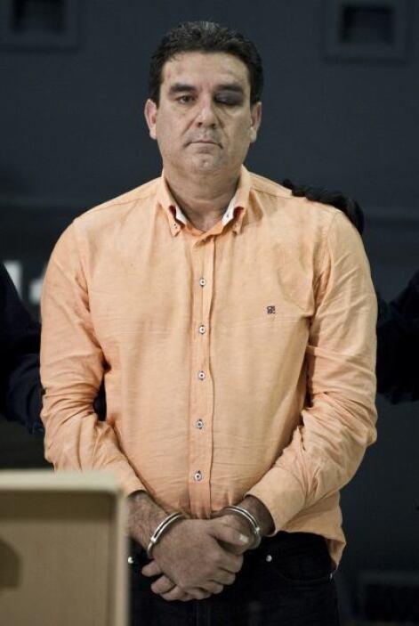 La policía mexicana capturó al narcotraficante Manuel Fernández alias 'L...