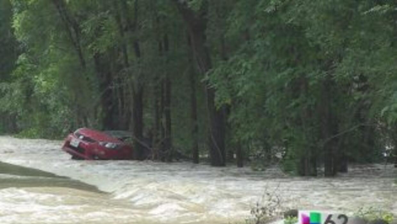 Múltiples rescates en Cedar Park tras las tormentas