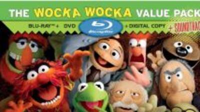 ¡La mayor aventura de Los Muppets llega a todos los hogares!