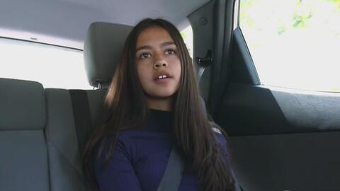 Hija de un inmigrante indocumentado detenido dice qué le dijo a su padre...