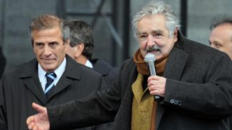 El mandatario charrúa no se contuvo al referirse a la cúpula de FIFA.