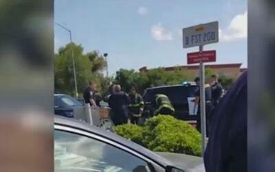 'Área la Bahía en un Minuto': hombre intentó quemar un restaurante en Ha...