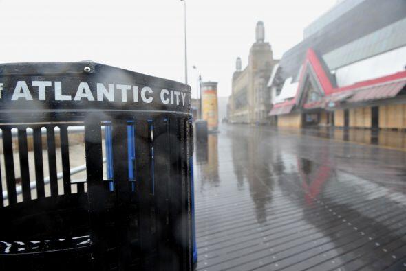 De acuerdo a los expertos, el Huracán Sandy podría afectar...