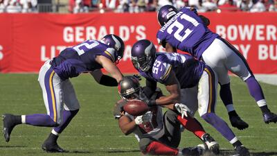 Highlights Semana 8: Minnesota Vikings vs. Tampa Bay Buccaneers