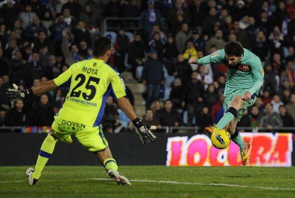 El español fue pieza fundamental para que su equipo el Getafe ven...