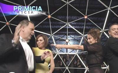 ¡Primicia! Raúl de Molina enseñó sus movimientos más sexys a Jennifer López