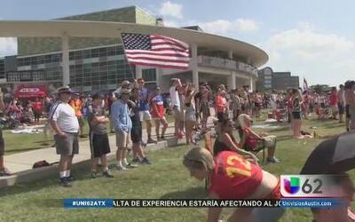 Estados Unidos enfrentó a Bélgica, pero no logró avanzar a cuartos de final