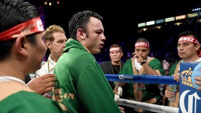 Ch+avez Jr. vuelve al ring contra 'Dorado' Reyes.