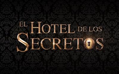 El hotel de los secretos logo