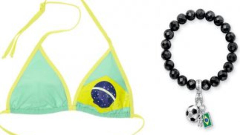 El Mundial nos dejó mucha moda, que va desde lo más sencillo hasta lo má...