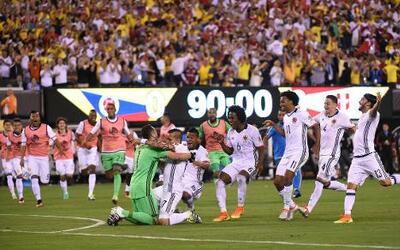Colombia, por penales, vence a Perú y avanza a las semifinales de la Cop...