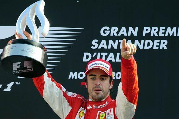 Alonso tendrá dos semanas para disfrutar su triunfo antes del Gran Premi...