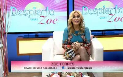 Zoe entrevista al gran actor, Julian Gil