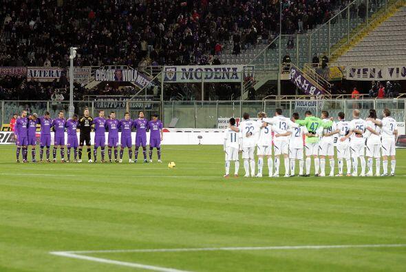 La Fiorentina recibió al Atalanta y quedaron empatados a dos.